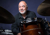 free jazz drums lessons from Peter Erskine
