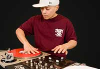 free scratch tutorials from DJ Qbert