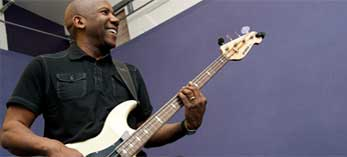 Online Bass Lessons with Nathan East