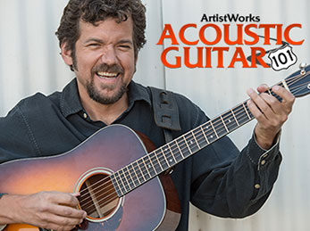 free acoustic guitar lessons