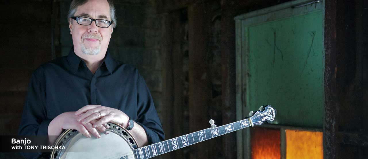 banjo lessons with tony trischka