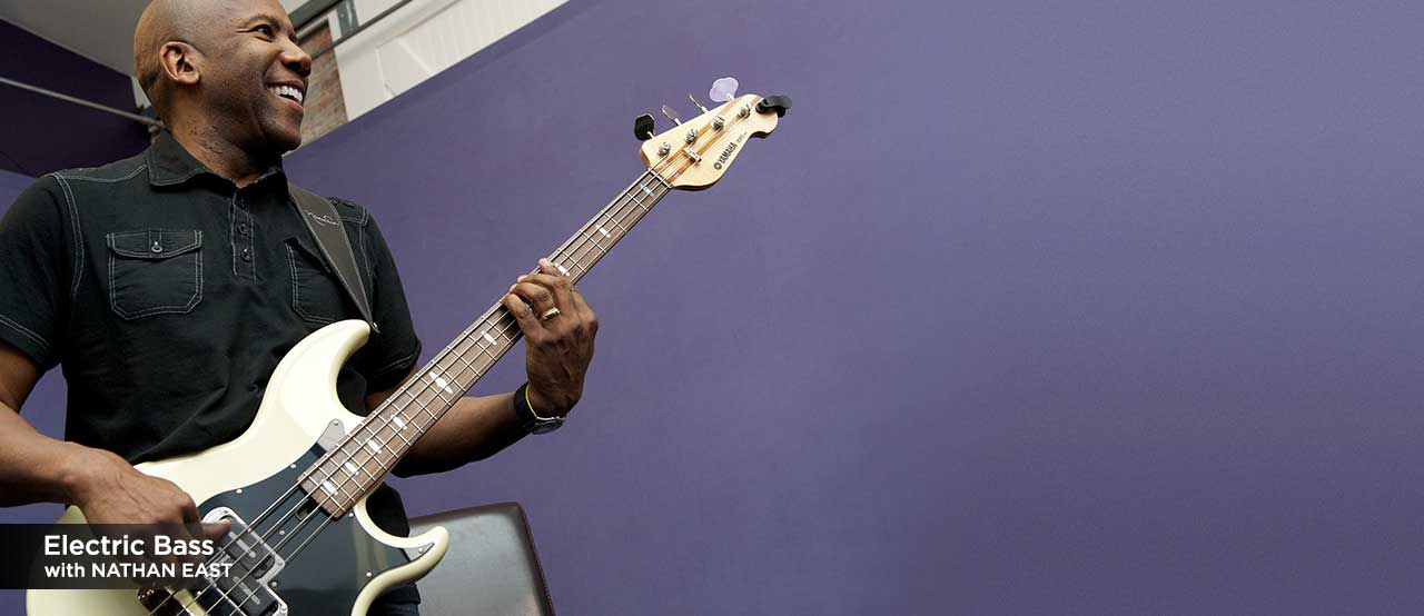 bass guitar lessons with nathan east