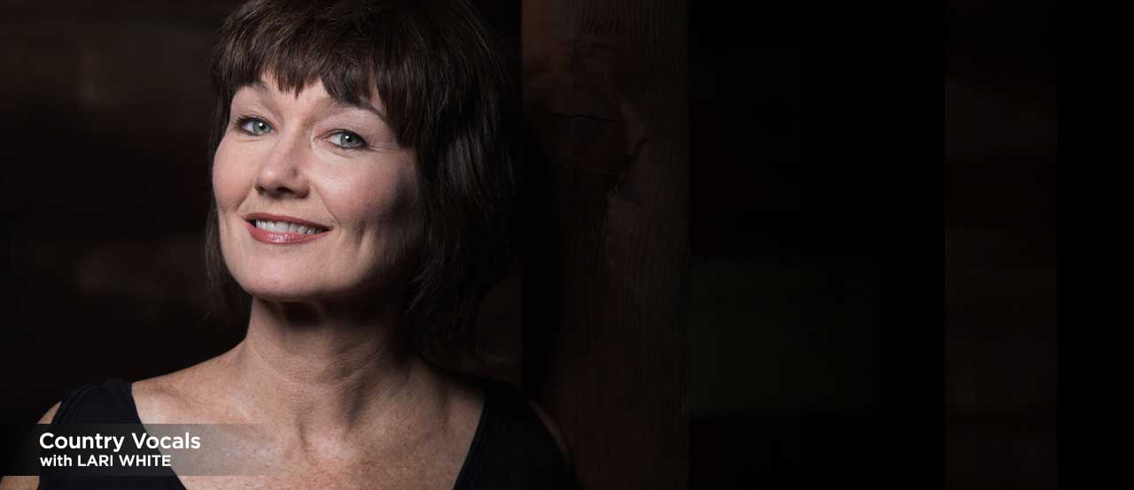 country vocal lessons lari white