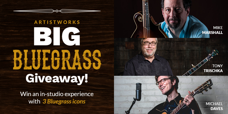 Big Bluegrass Giveaway