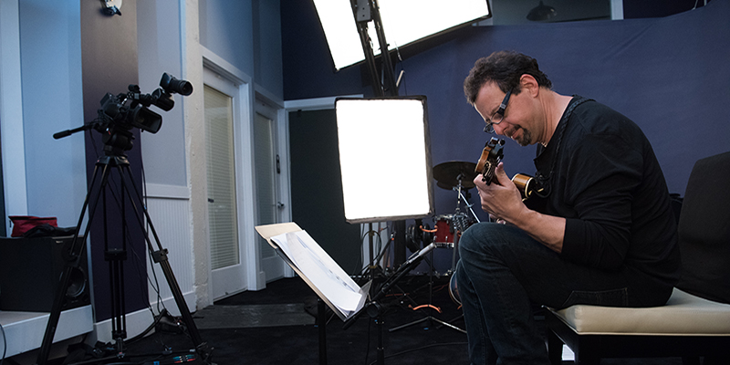 Mandolin Tuning Tips with Mike Marshall