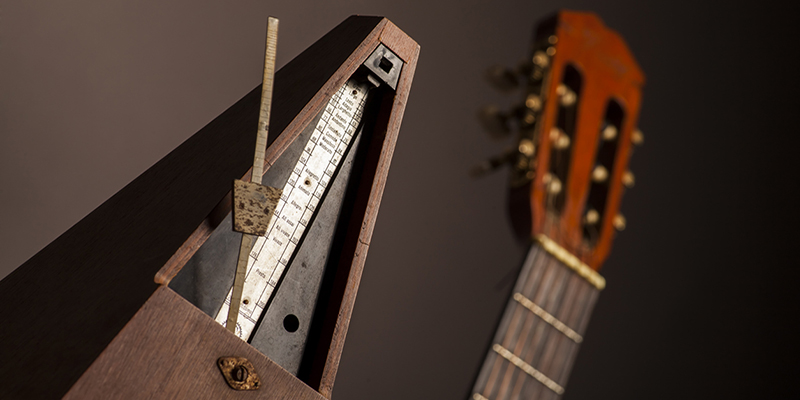 It's Time to Use a Metronome - ArtistWorks Blog