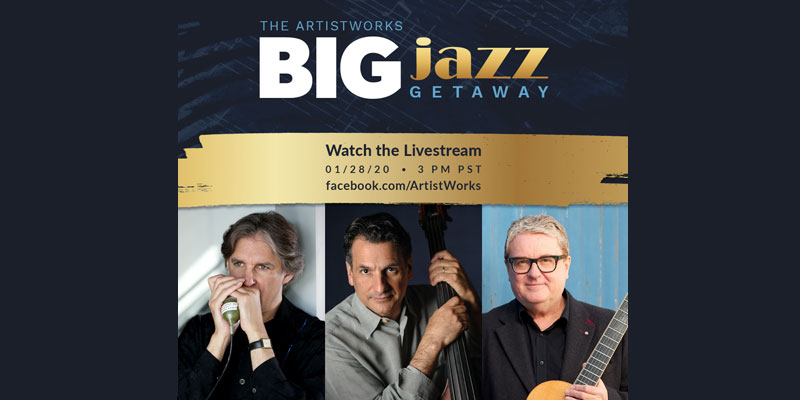 Big Jazz Getaway Stream
