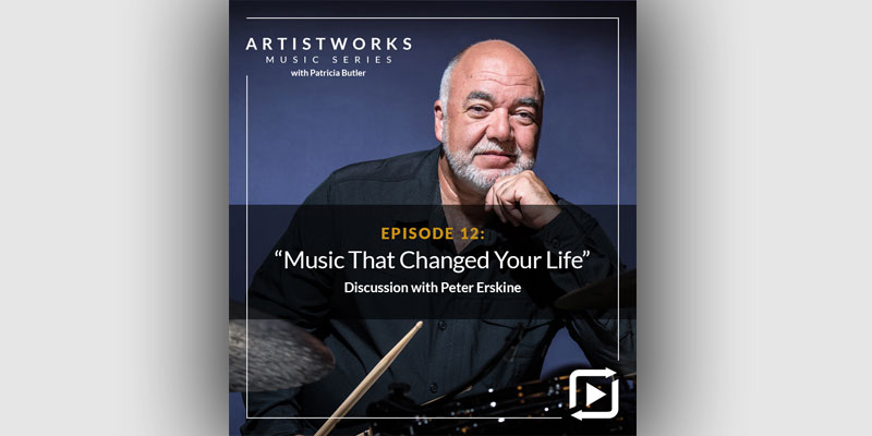 Peter Erskine podcast