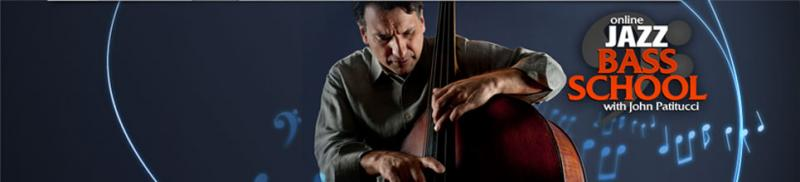 bass lessons with john patitucci