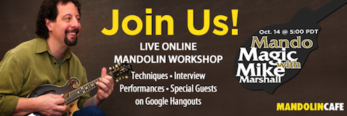 mandolin live workshop mike marshall