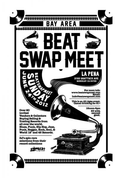 beat swap meet