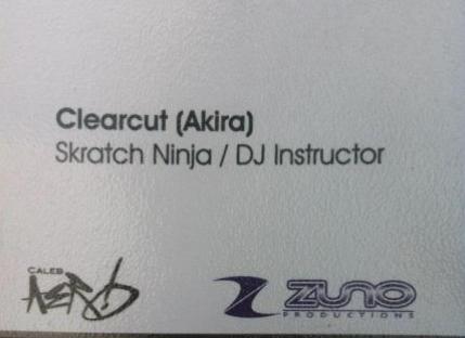 dj clearcut