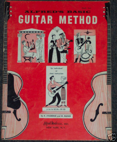 guitar method book