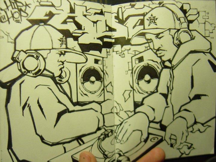 DJ IQ and DJ Konfusion
