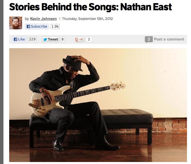 nathan east bass