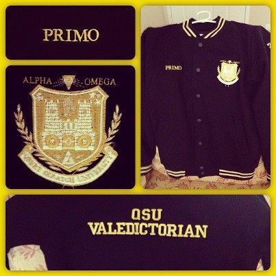 QSU Valedictorian