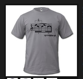 s notation t shirt