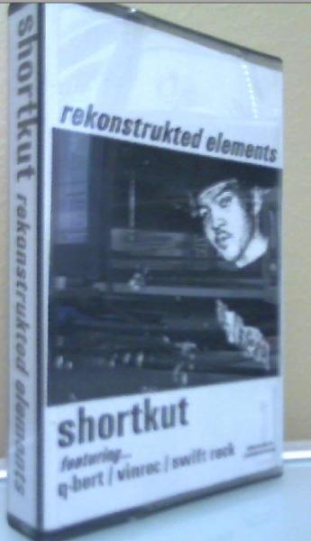 DJ Shortkut Rekonstruked Elements