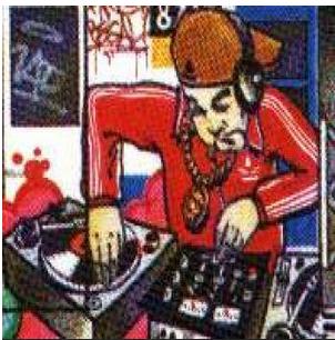 Ode to the DJ Scratch Vol 1