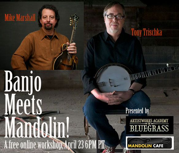 banjo meets mandolin workshop
