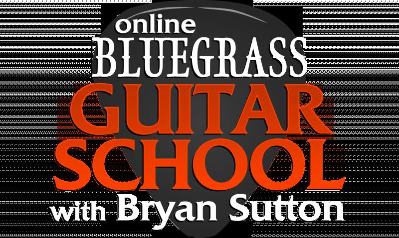 Online Bluegrass Guitar School with Bryan Sutton