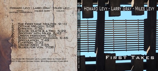 howard levy, first takes album