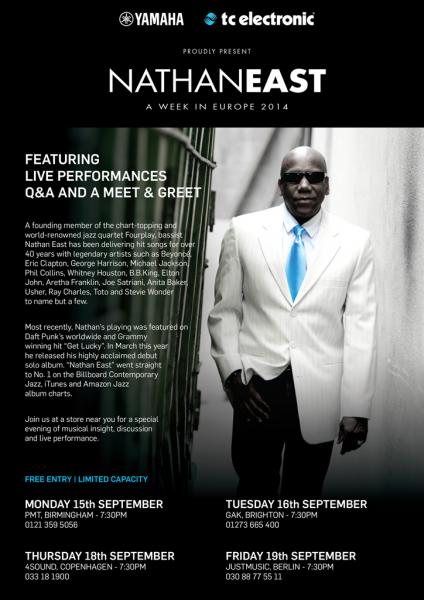 nathan east clinics in europe