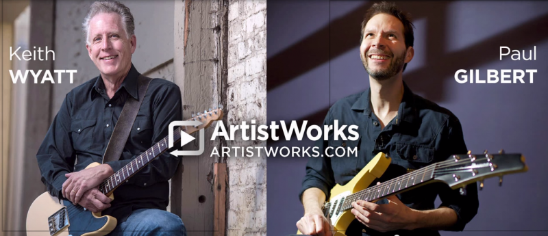 paul gilbert and keith wyatt