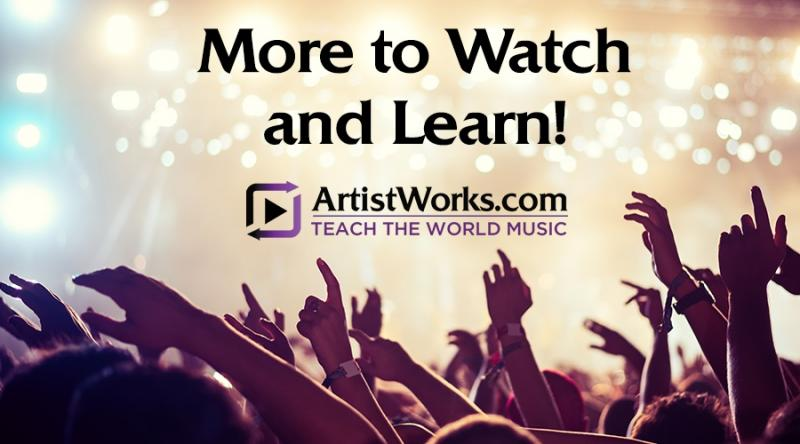 artistworks online learning