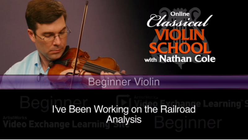 beginner violin songs