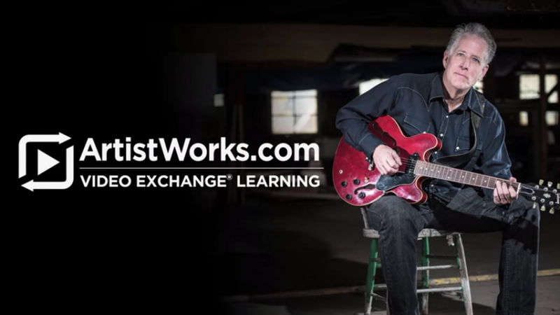blues guitar lessons with keith wyatt at artistworks
