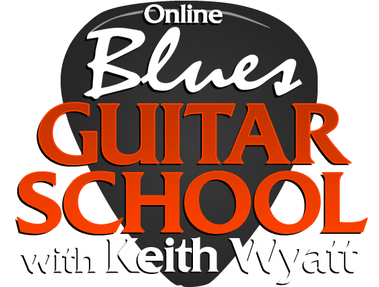 blues guitar lessons with keith wyatt