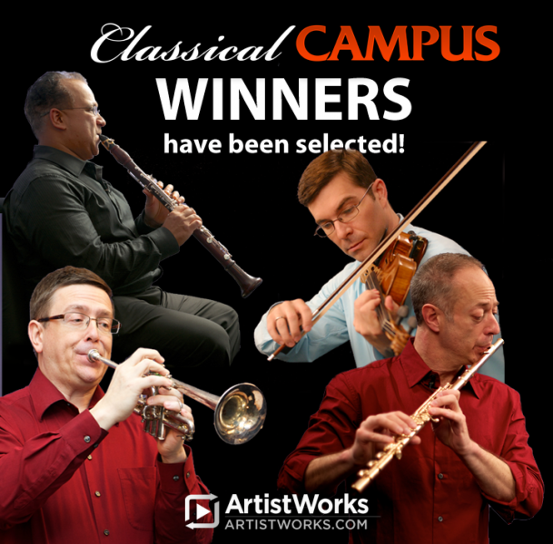 classical music scholarship competition