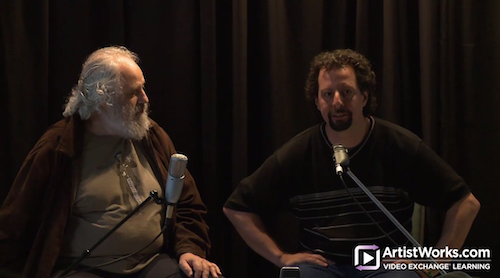 david grisman and mike marshall