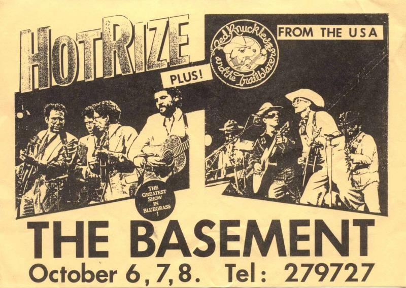 old hot rize flyer
