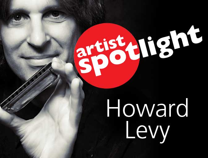 howard levy harmonica