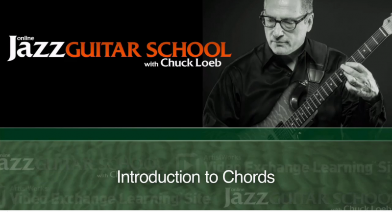 intro to jazz guitar chords