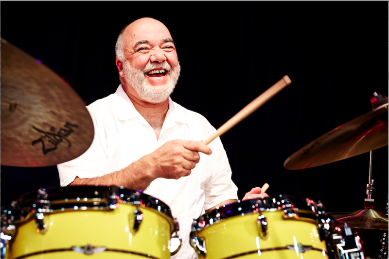 jazz drumming with peter erskine