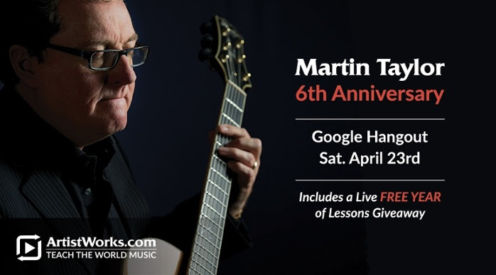 google hangout with martin taylor