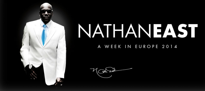 nathan east europe 2014