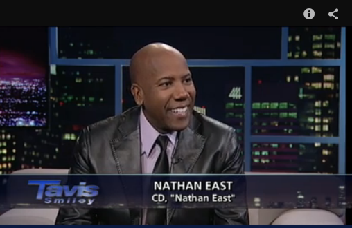 nathan east tavis smiley