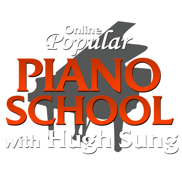 piano lessons with hugh sung - logo