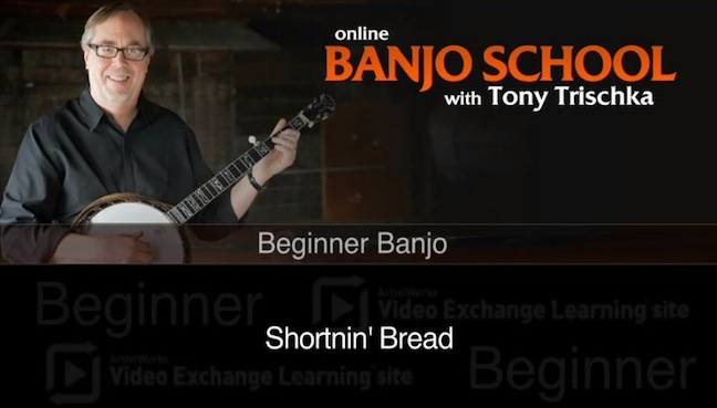 bill cheatham banjo lesson