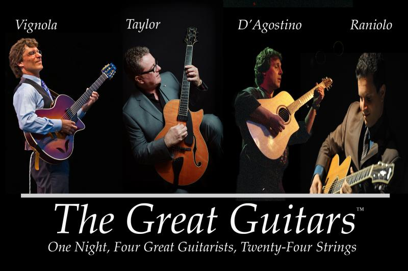 the great guitars tour
