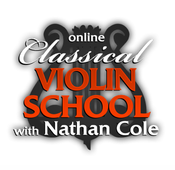 online violin lessons with nathan cole