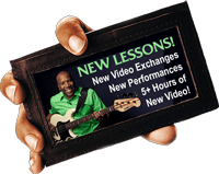 New Nathan East Bass Lessons
