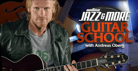 guitar lessons with andreas oberg