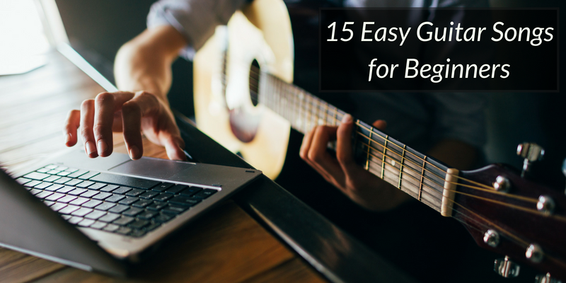 15 Easy Guitar Songs for Beginners