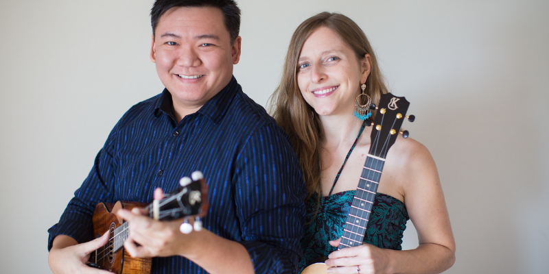 Craig Chee and Sarah Maisel How to Play Ukulele Beginners
